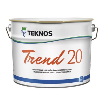 teknos-trend-20-9lit